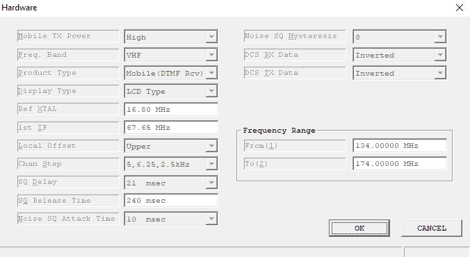 how to program vertex vx-2200 - hardware details